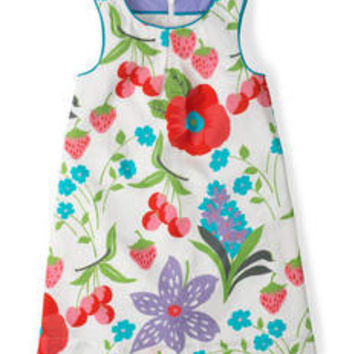 Summer Printed Dress