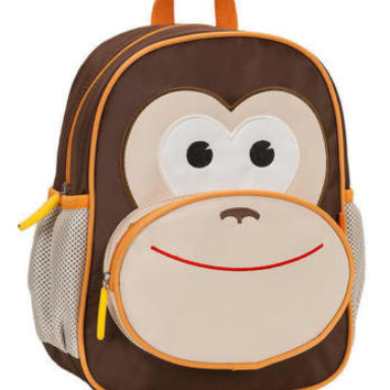 Rockland Monkey Kids Backpack School Bag