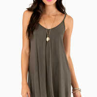 Feeling Casual Shift Dress $36