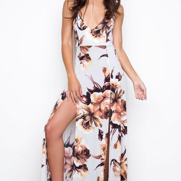 Yours Truly Maxi Dress