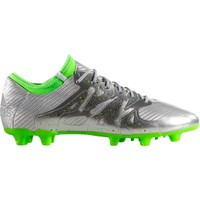 adidas Men's X HIGH FG Soccer Cleats - Silver/Black | DICK'S Sporting Goods