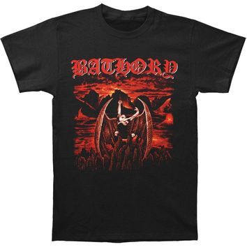 Bathory Men's  In Memory T-shirt Black