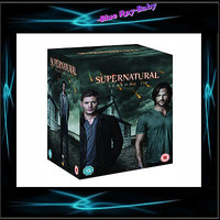 SUPERNATURAL - COMPLETE SERIES SEASONS 1 2 3 4 5 6 7 8 9 *** BRAND NEW BOXSET***