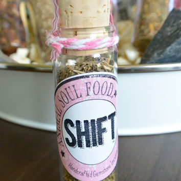 SHIFT Animal Spirit Gemstone and Herbal Incense