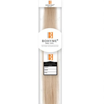 Bohyme I-Tip Hair Extensions: Silky Straight (60 Strands)