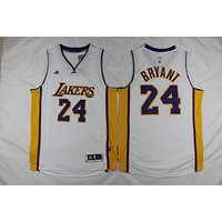 LA Lakers 24 Kobe Bryant Revolution 30 Swingman Jersey