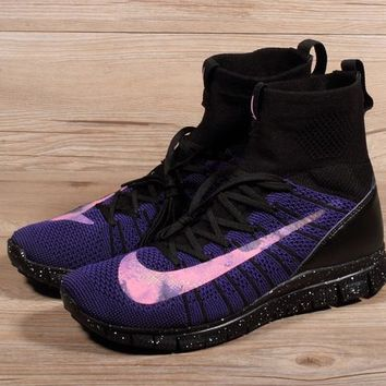 Nike Free Flyknit Mercurial Superfly Savage Beauty Running Shoes - Best Deal Online