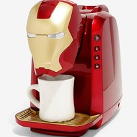 Marvel Iron Man Single Cup Coffee Maker