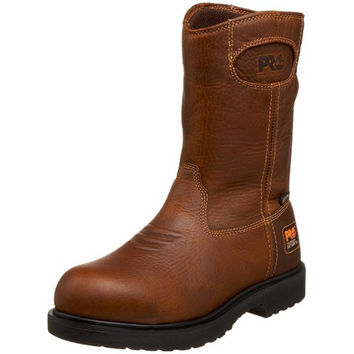 Timberland Mens Titan Leather Safety Toe Wellington Boots