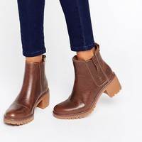 Timberland Leather Averly Chelsea Boot