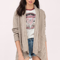 Sweater Weather Cardigan