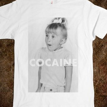 Michelle Cocaine T-Shirt
