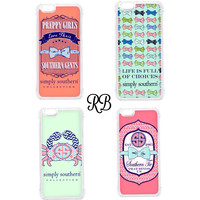 Simply Southern IPhone 6 Case