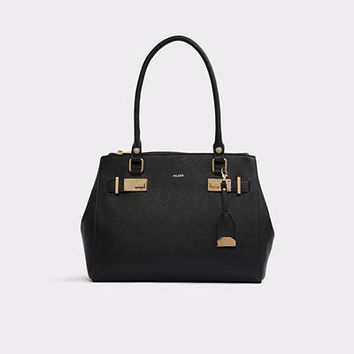 Scammell Midnight Black Women's Totes | ALDO Canada