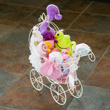 Baby Girl Gift Basket (Large)