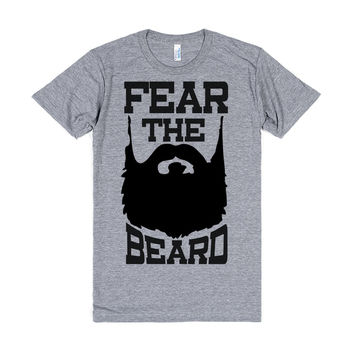 Fear the Beard Unisex Athletic Shirt 2011