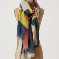 Sea Language Scarf-Anthropologie.com