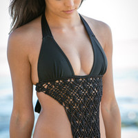 The Girl and The Water - Tori Praver - Cabrillo One Piece / Storm - $264