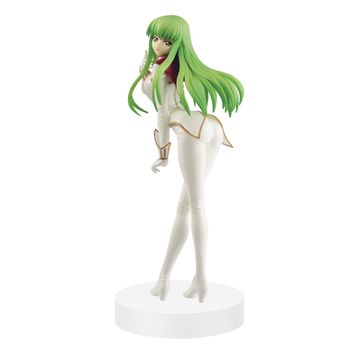C.C. Pilot Suit - EXQ Figure - Code Geass: Lelouch of the Rebellion (Pre-order)