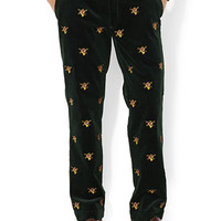 Polo Ralph Lauren Classic Fit Newport Embroidered Corduroy Pants