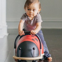 Ladybug WheelyBUG Ride-On