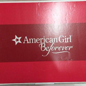 American Girl Melody's Green Table and Chair Set Banner for Dolls