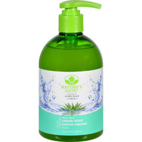 Natures Gate Hand Soap - Liquid - Aloe Vera - 12.5 oz