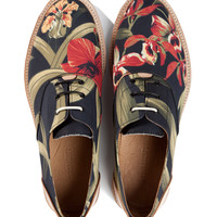 Thorocraft Floral Hampton Shoes | HYPEBEAST Store.