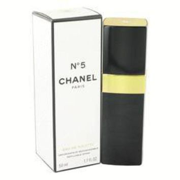 LMFMS9 Chanel No. 5 Eau De Toilette Spray Refillable By Chanel