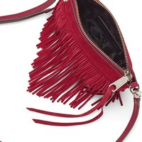Mini Fringe Crossbody