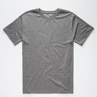 Billabong Tailored Mens T-Shirt Heather Black  In Sizes