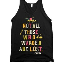 Not All Those Who Wander Are Lost |