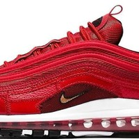 BC HCXX Nike Air Max 97 CR7 Patch Work Gym Red
