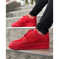 Nike Air force 1 Drop Plastic Fashion Leisure Shoes-1