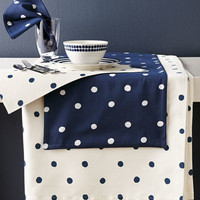 Kate Spade Charlotte Street Tablecloths, Table Runners, Placemats, & Napkins