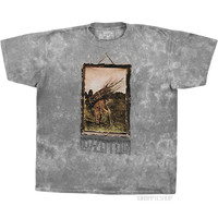 Led Zeppelin - Zeppelin IV T Shirt on Sale for $25.95 at HippieShop.com