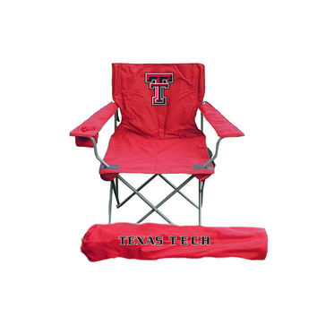 Texas Tech Red Raiders NCAA Ultimate Adult Tailgate Chair
