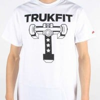 Trukfit - Mens Truk T T-Shirt In White
