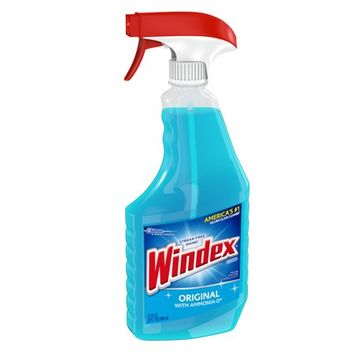 Windex Original Glass Cleaner, 23.0 Fluid Ounce - Walmart.com