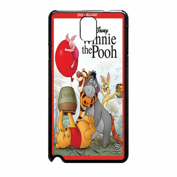 Winnie The Pooh Cover Book 2346 Samsung Galaxy Note 3 Case