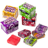 Now & Later Classic Fruit Chews Mini Bars: 20-Piece Bag
