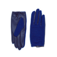 SHORT LEATHER GLOVE - Woman - New this week | ZARA United States