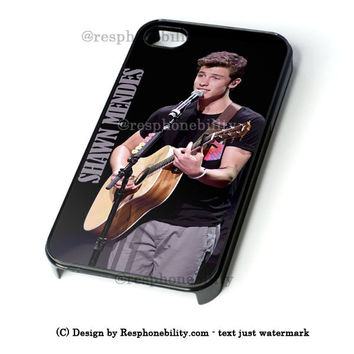 Shawn Mendes iPhone 4 4S 5 5S 5C 6 6 Plus Case , iPod 4 5 Case  , Samsung Galaxy S3 S4 S5 Note 3 Note 4 Case , and HTC One X M7 M8 Case
