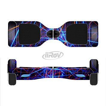 The Neon Glowing Strobe Lights Full-Body Skin Set for the Smart Drifting SuperCharged iiRov HoverBoard
