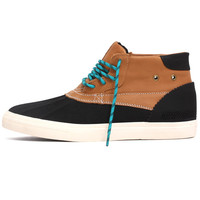 Emerald Sneakers Black / Tan