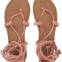 Billabong - Around The Sun Sandals | Dusty Rose