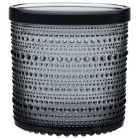 Kastehelmi Jar in Large Gray