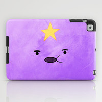 Adventure Time - Lumpy Space Princess iPad Case by hannahclairehughes