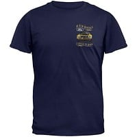 Ford - A Few Horses Tucked in the Barn T-Shirt