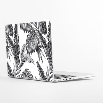 Retro Palms Laptop Skin